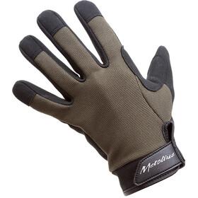 Metolius Talon Belay Gloves, black/olive